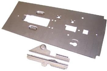 AK Builder Flat and Rails No holes